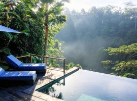 Ubud Valley Boutique Resort, hotel in Ubud