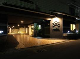 Hotel Pagoda, отель в Наре