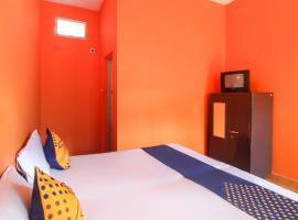 SPOT ON 38648 Hotel Goan Darbaar, hotel in Vagator