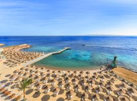 Hotelux Marina Beach Hurghada, resort in Hurghada
