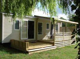 Camping Au Coeur de Vendome, campground in Vendôme