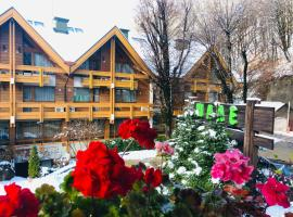 Guest House Chalet, accessible hotel in Estosadok