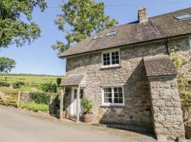 Spinsters Rock Cottage, hotel in Newton Abbot