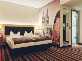 Hotel Fortune, accessible hotel in Cologne