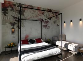 B&B The Attico, bed and breakfast a Florència