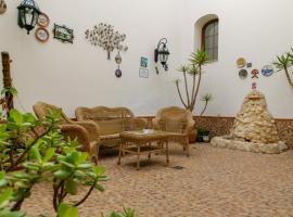 Hotel Plaza Escribano, hotel en Moguer