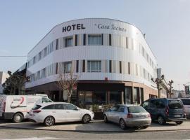 Hotel Casa Jacinto, hotel near Plaza del Castillo, Burlada