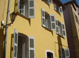 Maison Saint-Tropez, apartment in Saint-Tropez