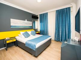 Mera Park Hotel, отель в Анталье