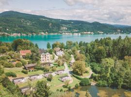 Camping Village Wörthersee, Hotel in Schiefling am Wörthersee