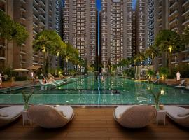 Lucknow Condominium, accessible hotel in Lucknow