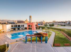 DM Hoteles Arequipa, accessible hotel in Arequipa