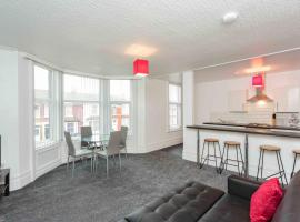 Cherry Property - Berry Apartments, apartment in Blackpool