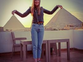 Pyramids Top Inn، إقامة منزل في القاهرة