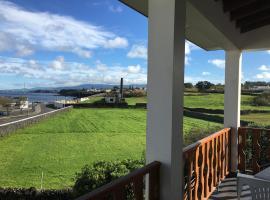 Casa Varanda do Mar, hotel em Capelas