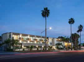 Holiday Inn Express and Suites La Jolla Beach Area, resort in San Diego