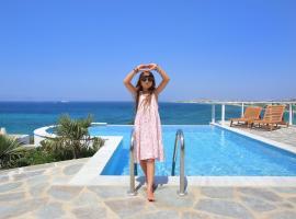 Villa Paradise in Naxos, hotel in Plaka