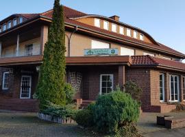 Landhotel zum Entlebucher, hotel in Espelkamp-Mittwald