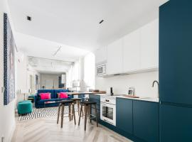 Modern & Exclusive Apartment Puerta del Sol, apartment in Madrid