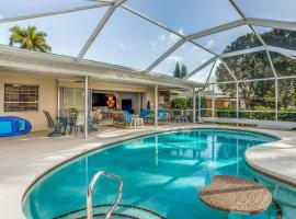 Coral Canal Oasis, haustierfreundliches Hotel in Cape Coral