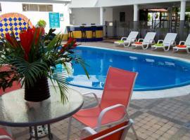 Hotel Edmar, hotel cerca de Playa El Rodadero, Santa Marta