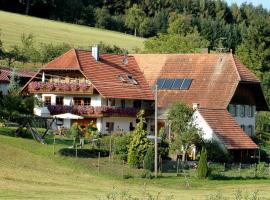 Ferienhaus Gehring, farm stay in Schuttertal