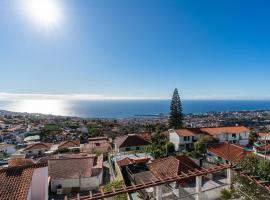 Villa Samah, hotel en Funchal