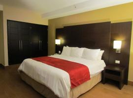 Hotel Principe, boutique hotel in Panama City