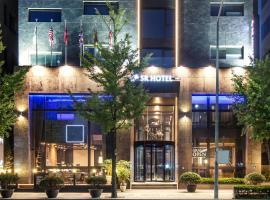 SR Hotel Seoul Magok, hôtel  près de: Aéroport international de Gimpo - GMP