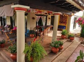 Ocho Barrios, inn in San Cristóbal de Las Casas
