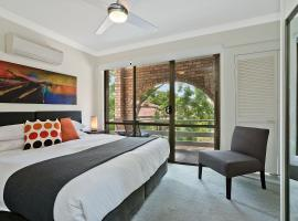 Newcastle Short Stay Accommodation - Centennial Terrace Apartments, apartment in Newcastle