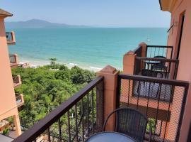 Jurerê Beach Village - Studio Lateral Luxo, hotel near Corporate Park, Florianópolis