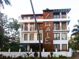 Half Hotel, hotel near Britto's, Calangute
