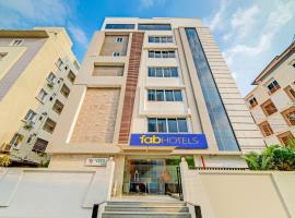 FabHotel Corporate Suites Gachibowli, отель в городе Kondapur