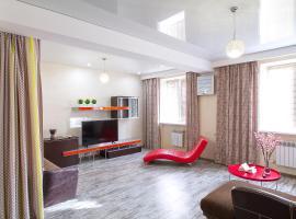 Bliss aparts Centre - Deputatskaya B, апартаменты/квартира в Ярославле