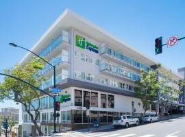 Holiday Inn Express - Downtown San Diego, an IHG hotel, отель в Сан-Диего