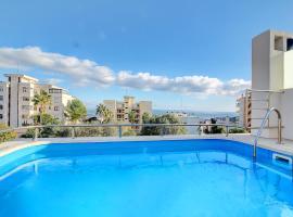 Villa Bonanova – hotel w Palma de Mallorca