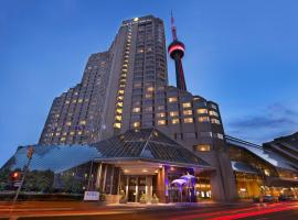 InterContinental Toronto Centre, hotel near Harbourfront Centre, Toronto