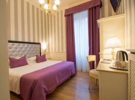 Hotel Pedrini, hotel en Bolonia