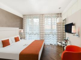 Hotel Parlament, hotel en Budapest