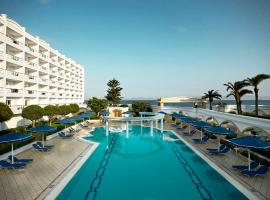 Mitsis Grand Hotel Beach Hotel, boutique hotel in Rhodes Town