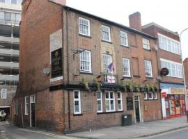 Royal Oak Hotel, hotel in Leicester