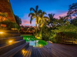 Soulshine Bali, отель в Убуде