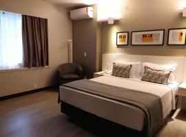 Comfort Suites Brasília, hotel near Meteorology Nacional Institut, Brasilia