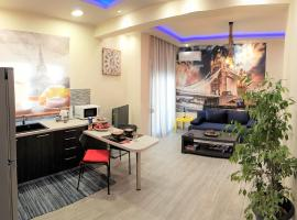 Betty's Central Suite, hotel near Anthia, Alexandroupoli