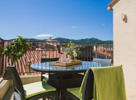 Regina's Banyuls Terrace apartment, hotel in Banyuls-sur-Mer