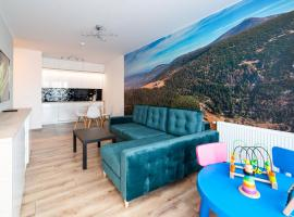 Apartamenty Sun & Snow Triventi Mountain Residence, hotel in Karpacz