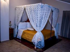 Hostaria Pettirosso, hotel Lonzanóban