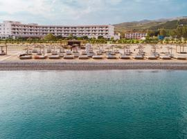 Mitsis Ramira Beach Hotel, accessible hotel in Kos Town