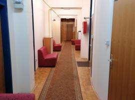 Rooms Sanabor, hotel v Sežani